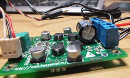Y148 Audio Amplifier Module is cheap super small amplifier. It works ...