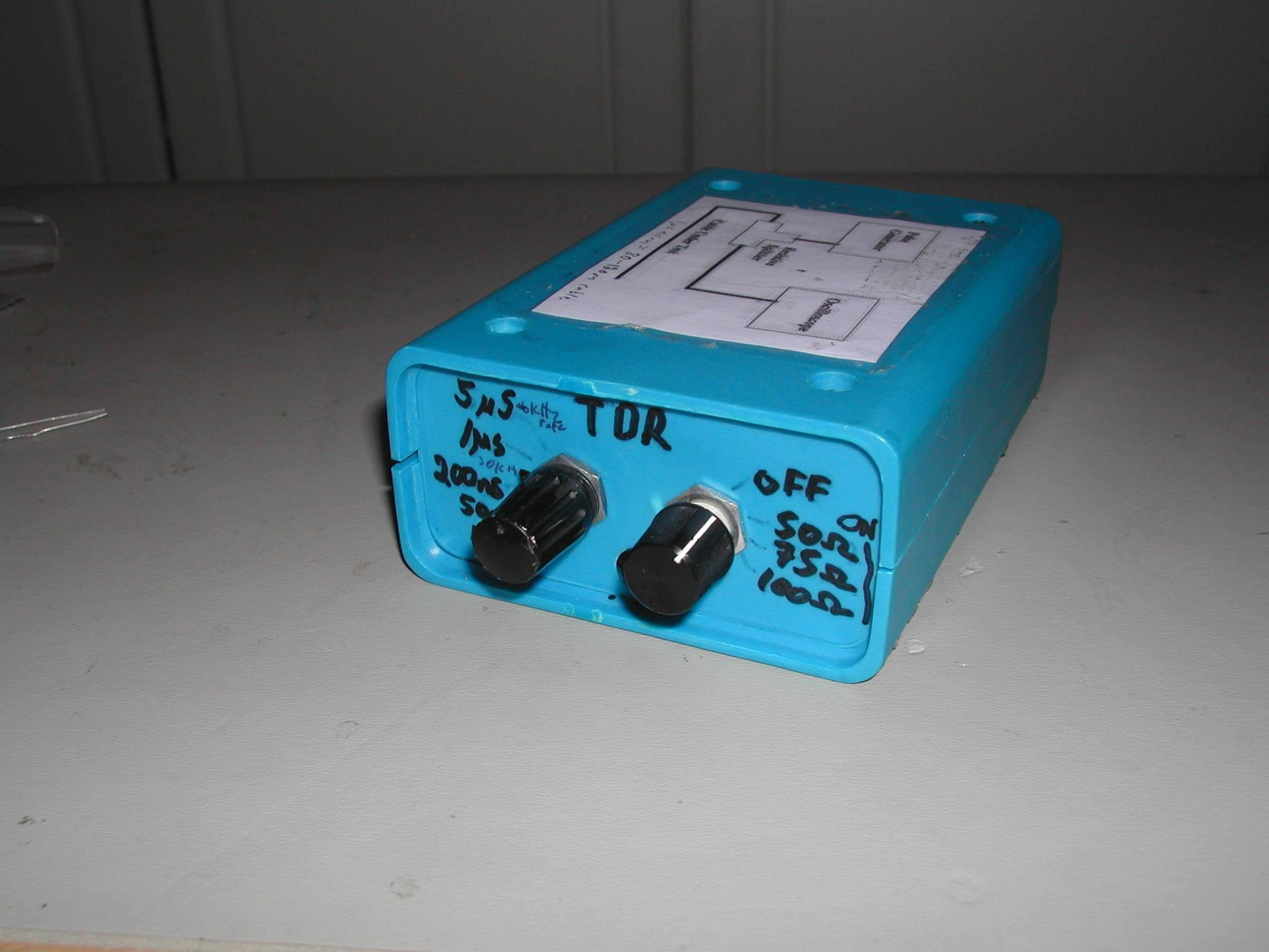 Tdr Circuit