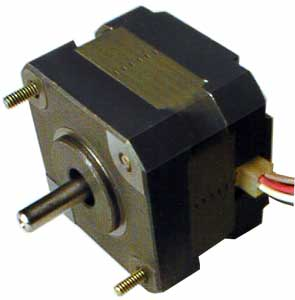 a-small-stepper-motor