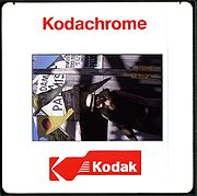 kodachrome slide mount 1990s