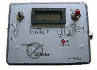 Gndloopdetector
