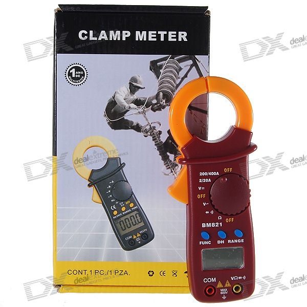 Clamp Meter How Much : Troubleshoot ground loops with clamp multimeter