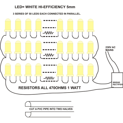 Series Wiring Diagram For Lights from www.epanorama.net