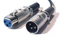 220px-Xlr-connectors