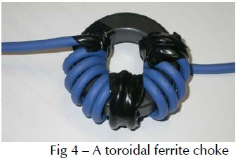ferritechoke