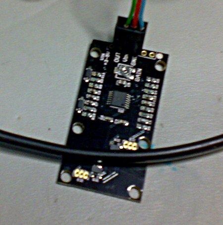 Modern Device Current Sensor