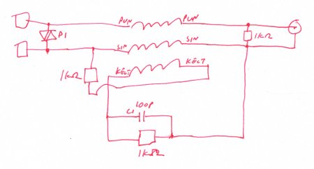 videobaluncircuit video over utp commercial balun circuit video balun wiring diagram at bayanpartner.co