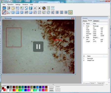 Dinocapture 2. 0: microscope imaging software | dino-lite.