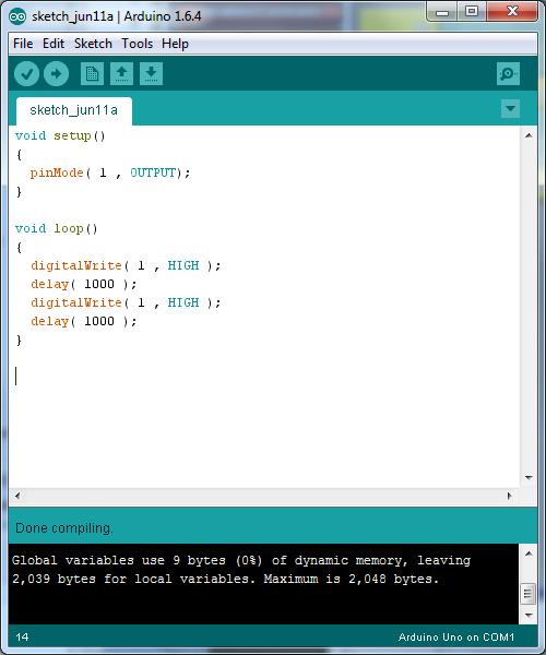 Arduino like ide sublime text