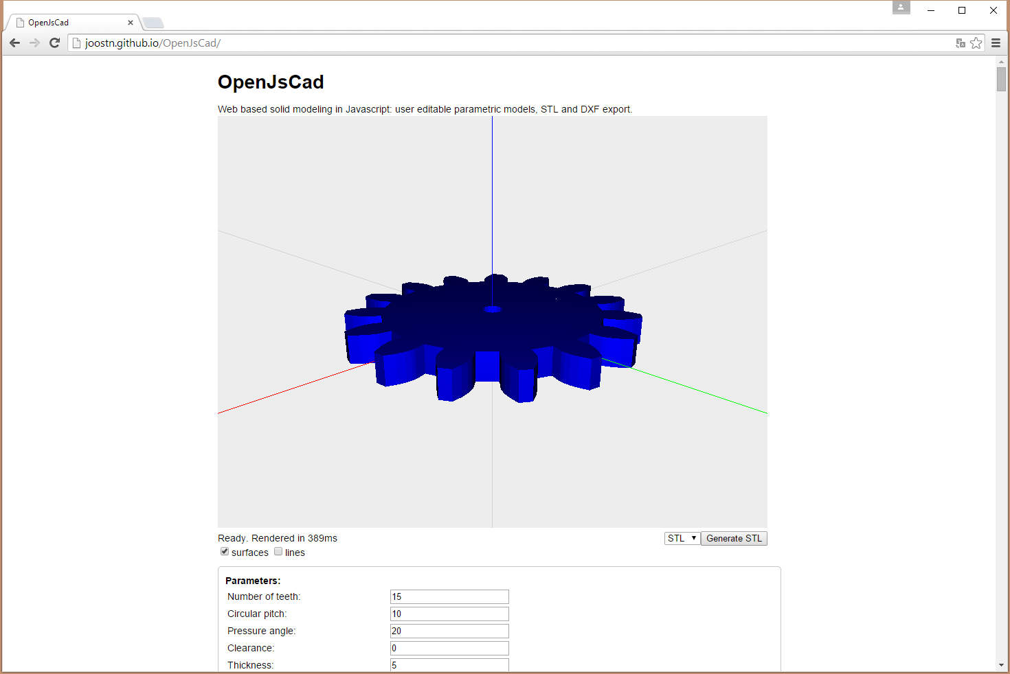 CAD tools for programmers |
