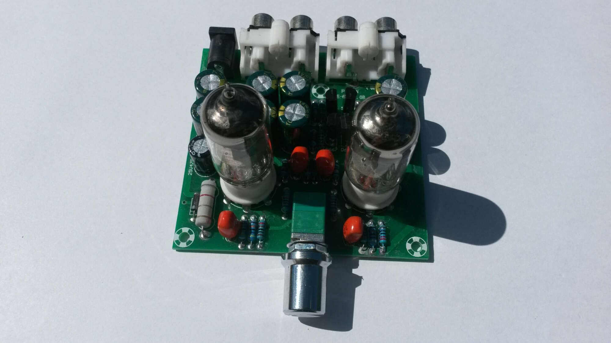 Tube preamp kit FE-6J1-2 0B |