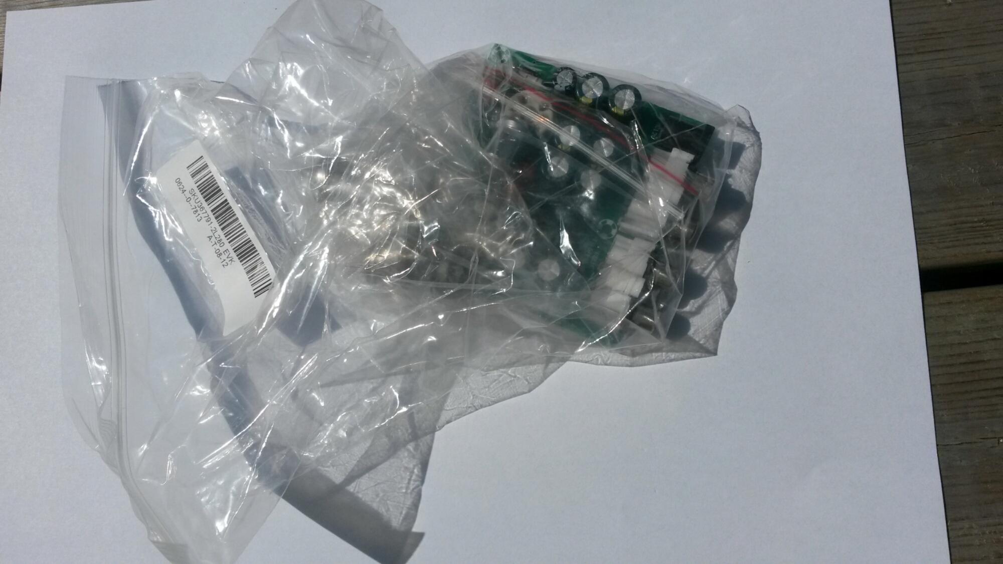 Tube preamp kit FE-6J1-2 0B |