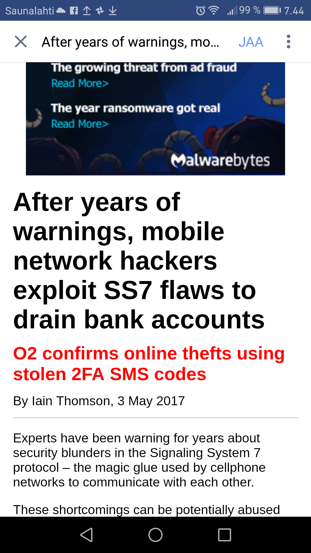 After years of warnings, mobile network hackers exploit SS7