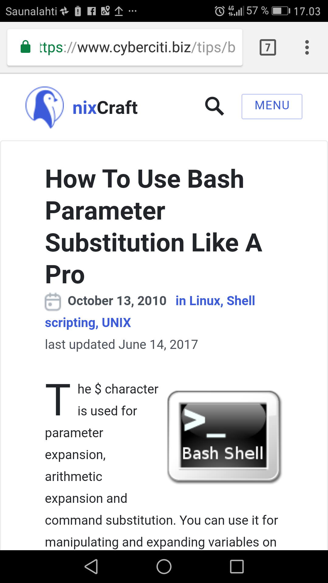 How To Use Bash Parameter Substitution |