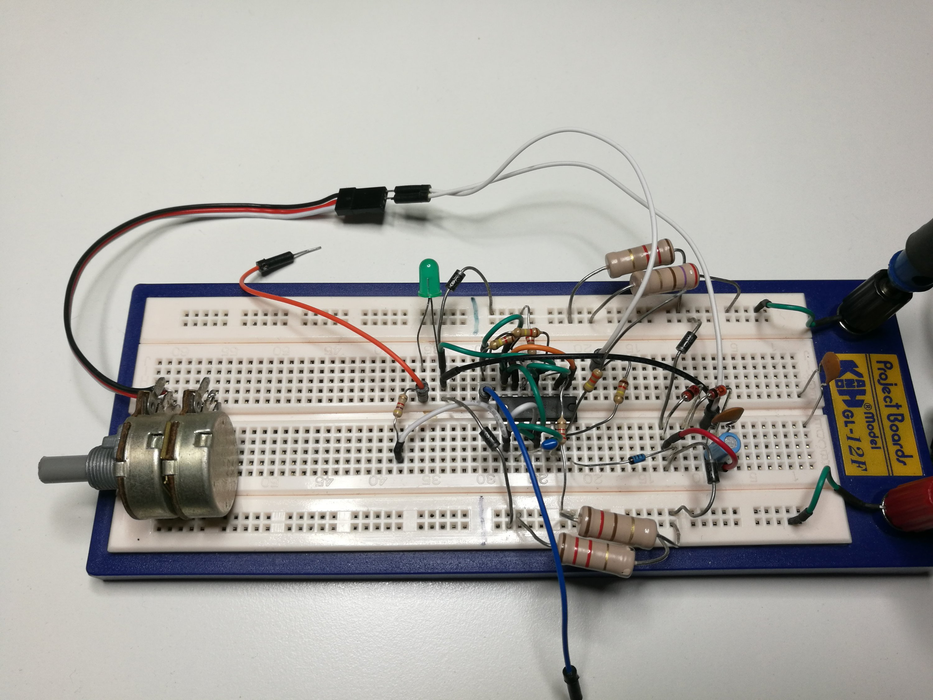 Solderless Breadboards Transparent Breadboard Showing The Metal Strips For Tie Jump Wires Also Called Jumper Breadboarding Can Be Obtained In Ready To Use Wire Sets Or You Any Suitable Solid