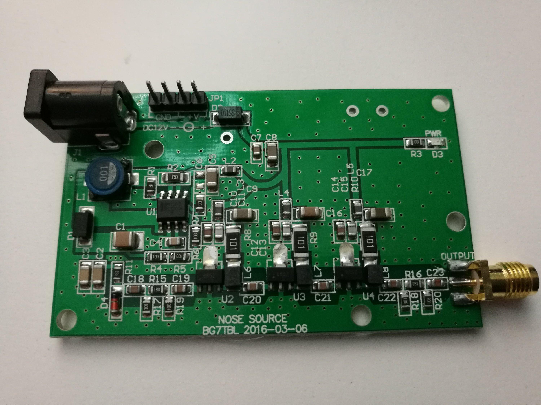 BG7TBL RF noise source  