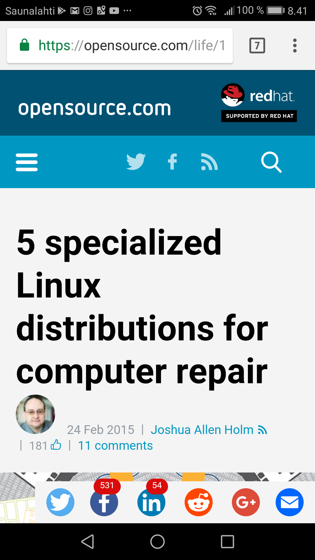 Top Linux distros for computer repair | Opensource com |