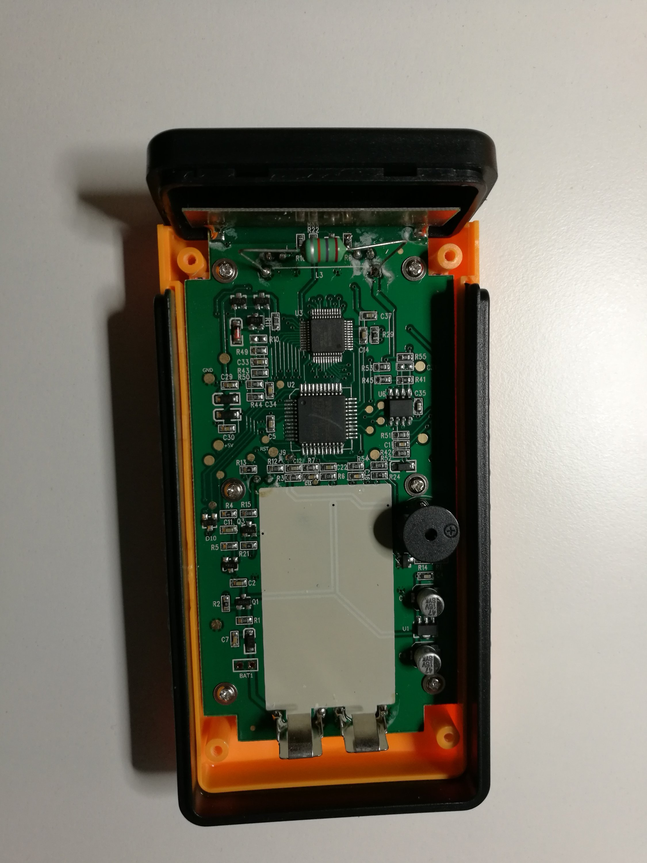 EMF meter GM3120 |