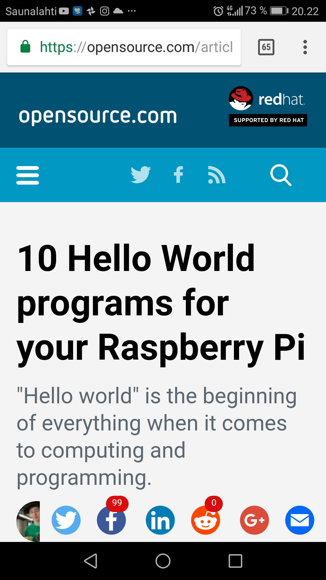how to run a program on raspberry pi