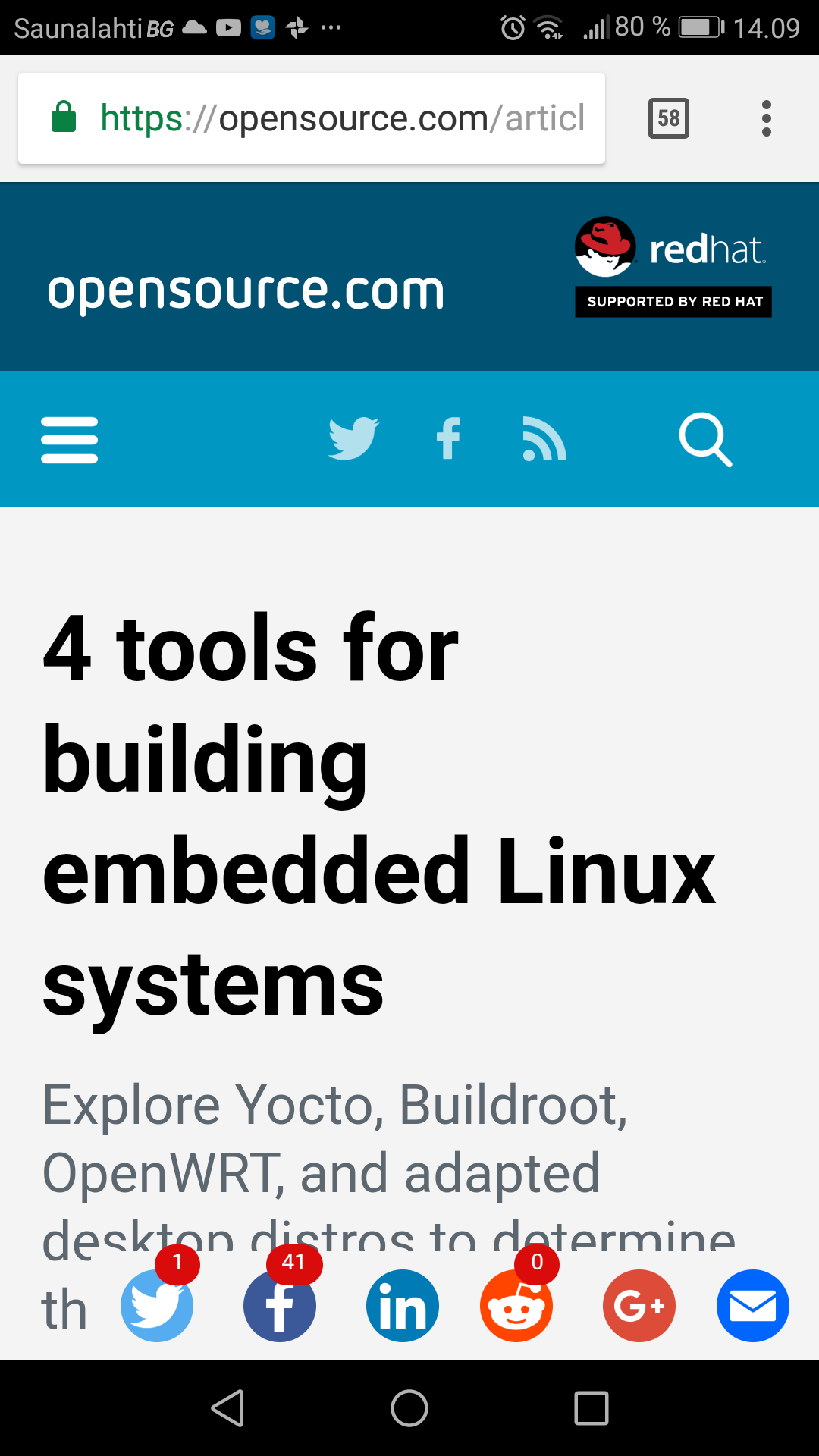 4 tools for building embedded Linux systems |