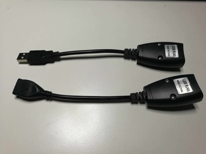USB 2.0 to CAT5E CAT6E RJ45 LAN Modem Extension Extender Adaptor for Webcam XBOX